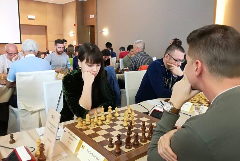 Europäische Seniorenmeisterschaft 2019