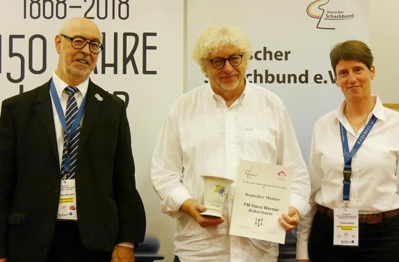 24. Deutsche Senioren Blitzeinzelmeisterschaft