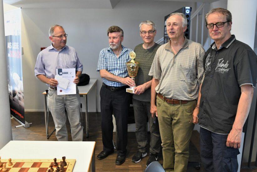 Badische Seniorenteams liefern sich »hitziges Finale«