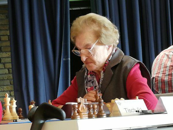 Elfriede Wiebke vollendet ihr 95. Lebensjahr