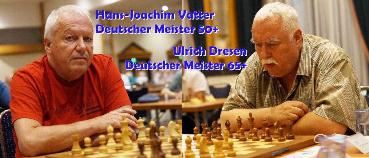 Deutsche Senioren-Einzelmeisterschaften im Juli in Magdeburg