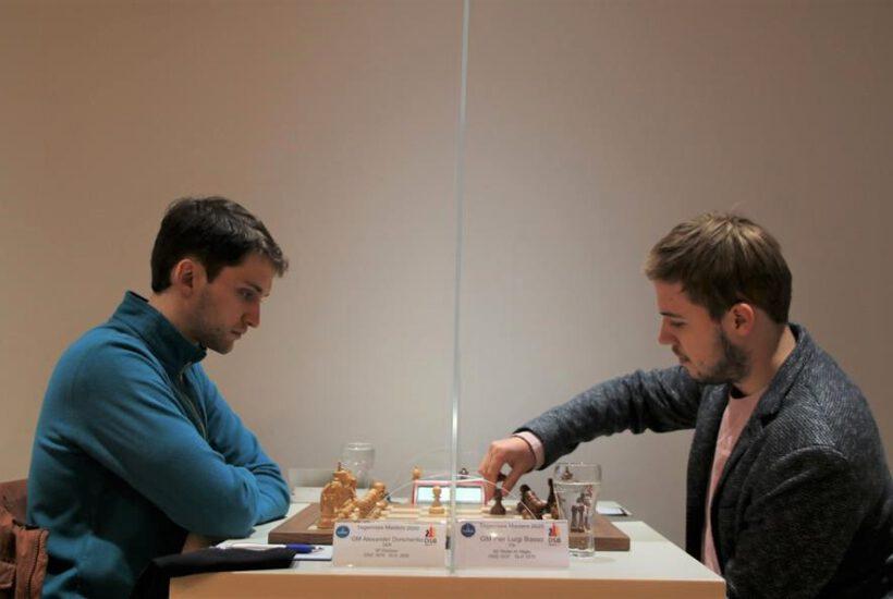 Alexander Donchenko auf dem Weg zum Turniersieg