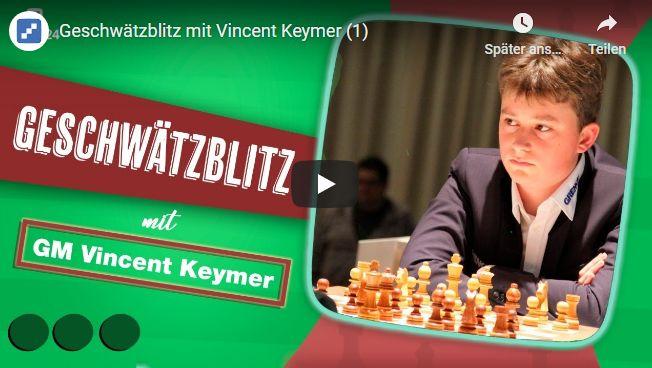Tegernsee Masters: Keymer kommentiert aus der Quarantäne / Wie Donchenko Nisipeanu niederrang