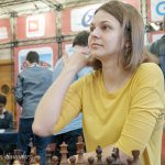 Person des Tages: GM Anna Muzychuk