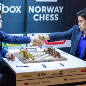 Nakamura, Carlsen Earn Top Seeds In Skilling Open Knockout Phase