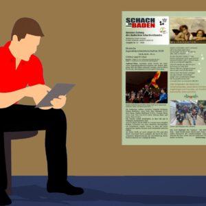 Internetzeitung des Badischen Schachverbandes: Ausgabe Dezember 2020