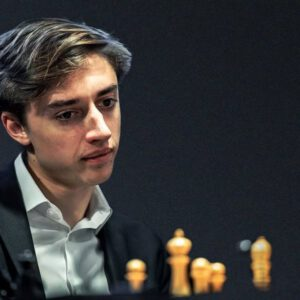 Person des Tages: GM Daniil Dubov