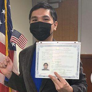 Großmeister Wesley So wird offiziell US-Bürger