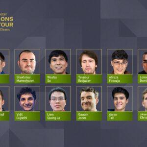 Carlsen & co. sind zurück im New in Chess Classic