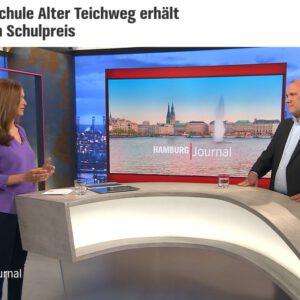 Stadtteilschule Alter Teichweg erneut ausgezeichnet