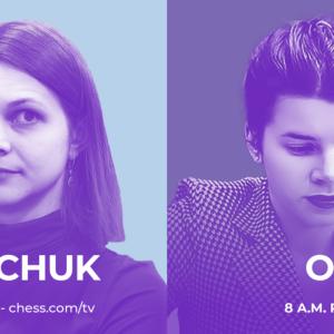 Lei Tingjie und Anna Muzychuk erreichen das Viertelfinale Facebook Twitter