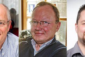 Virtuelle SSB-DV: Peter A. Wyss und Wolfgang Schott neue Ehrenmitglieder