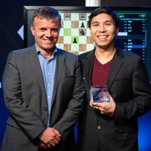 Wesley So gewinnt die Paris Grand Chess Tour 2021