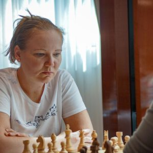 Elena Köpke Deutsche Meisterin, Frederik Svane auf Titelkurs