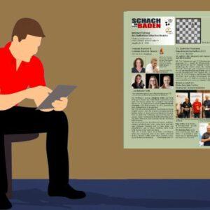 Internetzeitung des Badischen Schachverbandes – Ausgabe August 2021