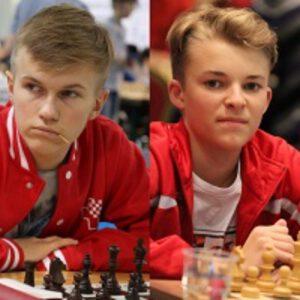 Förderpreis der Jugendschachstiftung 2020 geht an Oliver Angst und Elias Giesinger für das Glückskette-Online-Benefizturnier