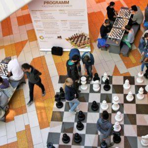 Schachpreis für Schachfaszinator Sebastian Siebrecht