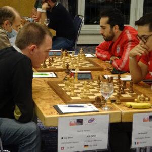 Als die Bayern die Bayern des Schachs schlugen